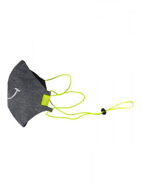 TEENS-Mund-Nase-Maske Kordel, Reflexmotiv