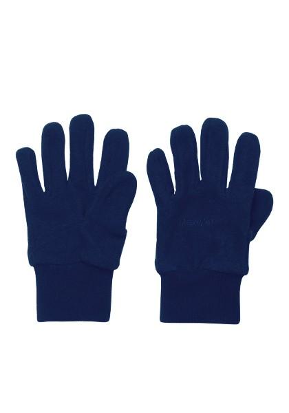 "KIDS-Fleecefingerhandschuh ohne Futter, Sticker ""maximo"""