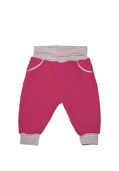 BABY-Pumphose, Jerseybund mit Ringel