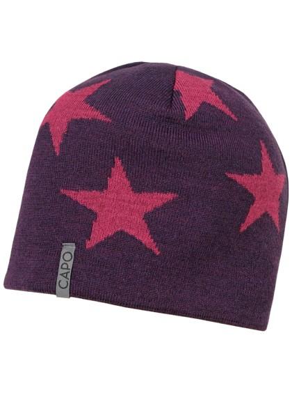 CAPO-TWO STARS CAP double layer