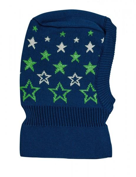 MINI BOY-Schlupfmütze Sterne