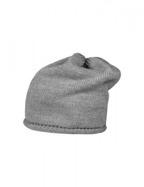 CAPO-LAM CAP WITHOUT POMPON, cashmere touch