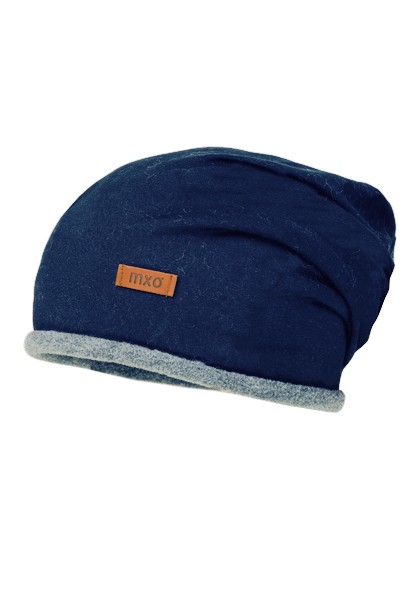 DILAN-Beanie long reversible