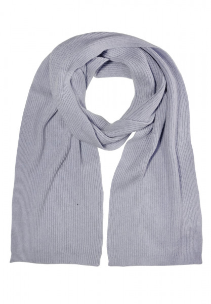 CAPO-LIOR SCARF knitted scarf, ribbed