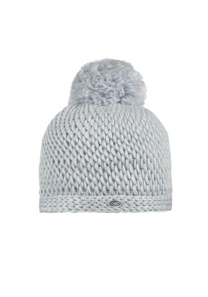 CAPO-GLOSS POM CAP short fleece lining