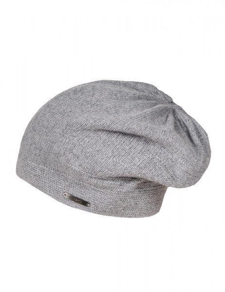CAPO-SABA CAP knitted cap, beret shape