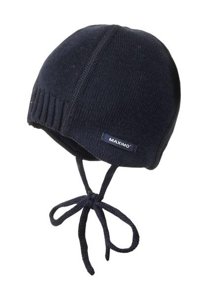 SUNNI-Mütze, Strick, Band Futter, Basisfarben