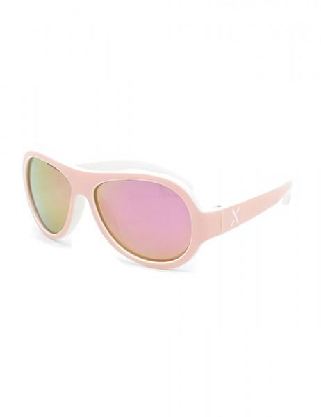 "KIDS-Sonnenbrille ""round"", inkl.Box,Microfaserb., UV 400, polarized, BPA free"