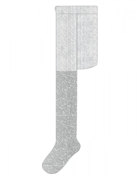 MINI KIDS GIRL-Strumpfhose Glitzi, glatt