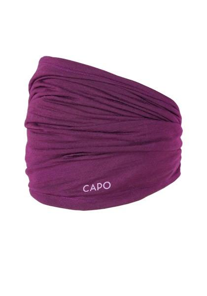 CAPO-WOOLJERSEY MULTI TUBE merino wool